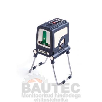 Laserlood rist 872 PROLASER PLUS rohelise kiirega