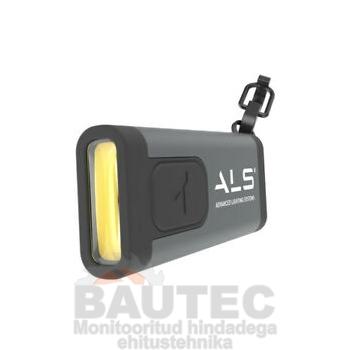 Võtmehoidja-valgusti LED 60lm, laetav (USB-C laadija ei kuulu komplekti)