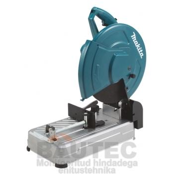 Metallitükeldussaag abrasiivketastele LW1400