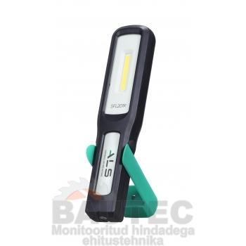 Töövalgusti 200lm COB LED, ei karda kukkumist, laetav, IP65