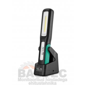 Töövalgusti 500lm COB LED, ei karda kukkumist, laetav, laadimisalus, IP65