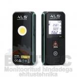 Laserkaugusmõõtja ALS RFL251R 60m ja töövalgusti 250lm
