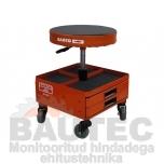 Ratastel tool Bahco BLE300 reguleeritava kõrgusega, 3 sahtliga