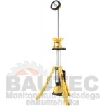 Akuledlamp kolmjalal DeWalt 18V/54V DCL079N