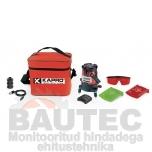 Ristjoonlaser Kapro 875RG Hybrid Prolaser All-Lines