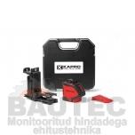 2D Ristjoonlaser Kapro 962 Prolaser® MultiBeam