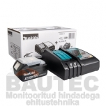 Powerpack Makita 18V 5,0Ah + DC18RC