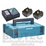 Powerpack Makita 2X18V 5,0Ah + DC18RC 197624-2