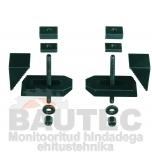 Astmelised kinnitusklambrid kuni 35mm Proxxon 24257