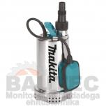 Tühjenduspump Makita PF1100 (puhtale veele / roostevaba)