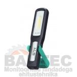 Töövalgusti ALS SFL201R rasketesse tingimustesse, laetav, IP65 LED, 200lm