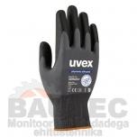 Töökindad Uvex Phynomic Allround, hallid, kuiva ja kergelt niiskesse keskkonda, suurus 11