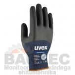 Töökindad Uvex Phynomic Pro, niiskesse/õlisesse keskonda, suurus 8