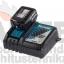Powerpack Makita 18V 5,0Ah + DC18RC