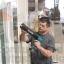 Akusilikoonipüstol Makita DCG180RAEX